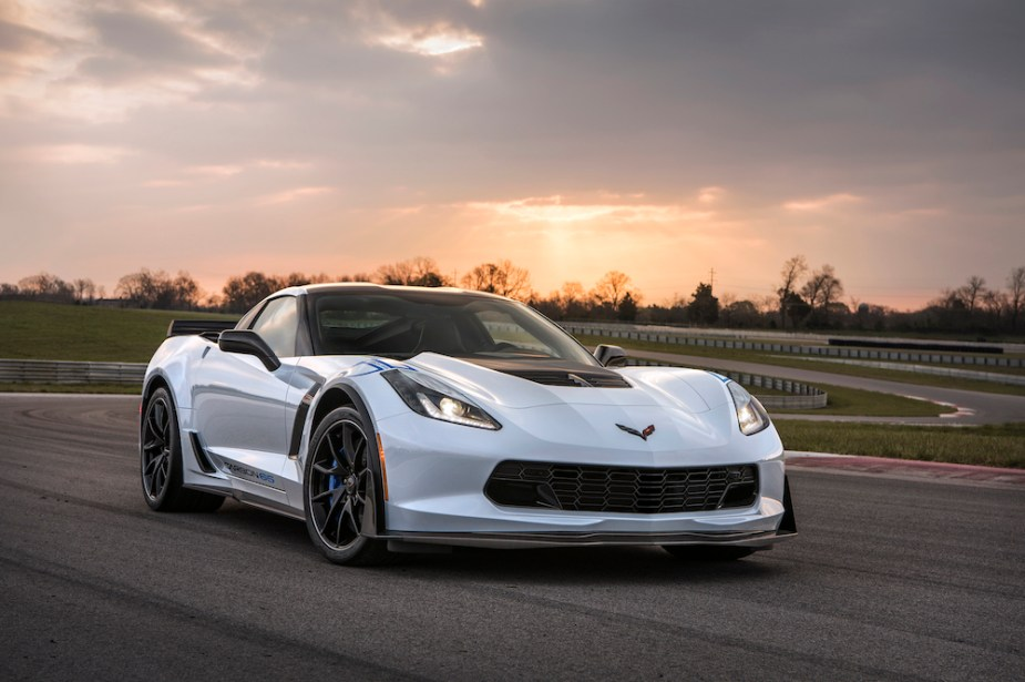 What Can Chevrolet Do To Get Younger Corvette Buyers?