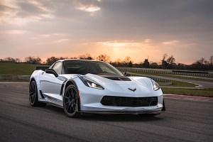 Corvette Forum - 2018 Chevrolet Corvette Carbon 65 Edition
