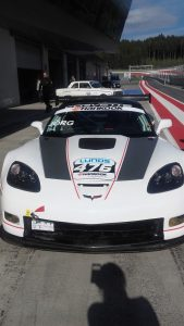 C6 Corvette GT3 for sale