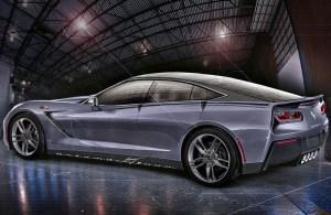 Corvette Sedan Rendering