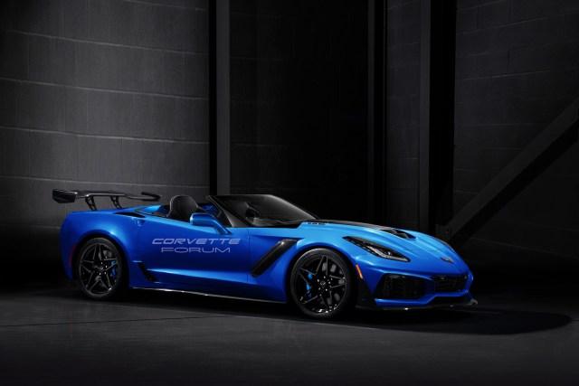 Corvette ZR1 Convertible