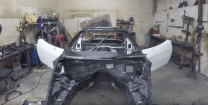 C6 Corvette Formula Drift Build