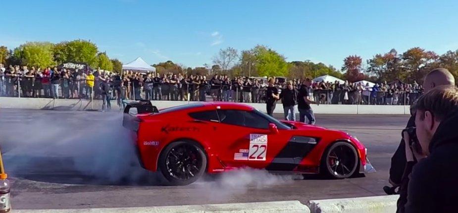 Katech Corvette Z06