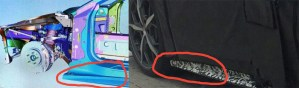 Alleged Mid-Engine Corvette CAD Images Leaked to Corvette Forum Vs Spy Shot