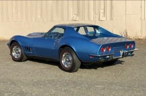 1968 Chevrolet Corvette L88 Le Mans Blue