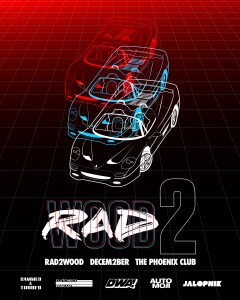 RadWood 2 Poster