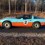 Corvette Forum - Gulf Oil Livery C4 1984 Corvette