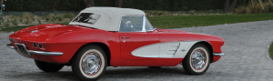 1961 Corvette Roadster Bonhams Auction