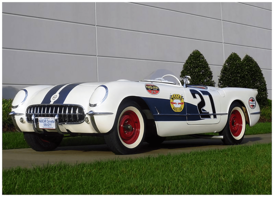 1953 Chevrolet Corvette NASCAR Race Car