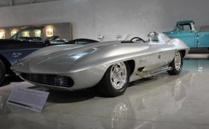 1959 Chevrolet Stingray Racer concept