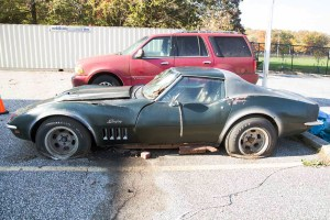 Corvette 1969 Big Block 6