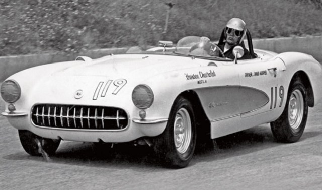 Corvette Forum - Dan Gurney 1957 Chevy Corvette
