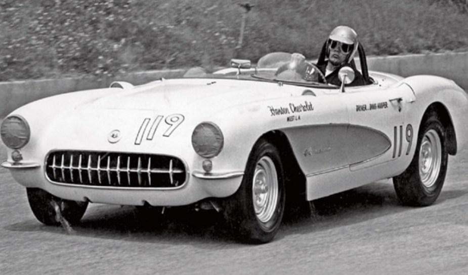 Corvette Forum - 1957 Chevrolet Corvette Dan Gurney