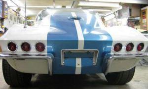Corvette Racecar