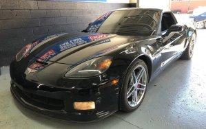 cLean 2009 Corvette Z06