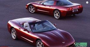 2003 Corvette pair