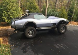 Corvetteforum.com C3 Corvette Lifted 4x4 Off-road