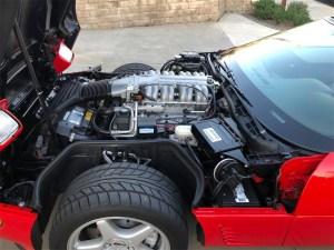 Corvette is still King of the Hill.