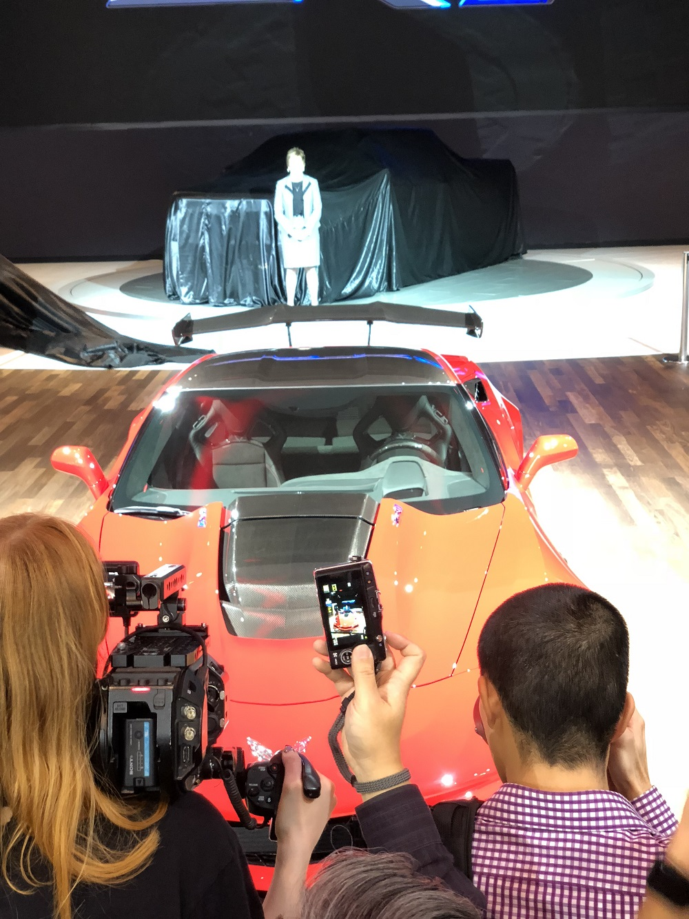 Corvetteforum.com 2019 Corvette ZR1 Canadian International Auto Show