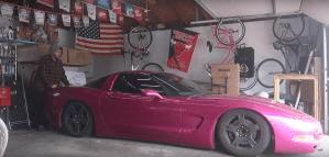 Corvetteforum.com Corvette open header test