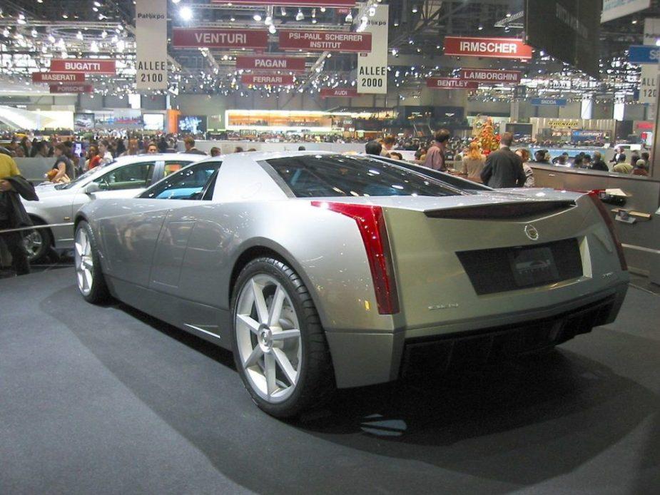 Cadillac Halo Car