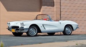 Corvetteforum.com Reggie Jackson's Corvette collection Mecum auction