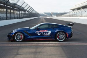 2019 Chevrolet Corvette ZR1 Indianapolis 500 Pace Car