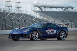 2019 Chevrolet Corvette ZR1 Indianapolis 500 Pace Car