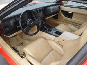 Hugger Orange Corvette
