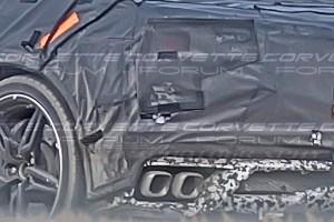 Corvetteforum.com Spy Shots Corvette C8 Zora Mid-Engine News Story Updates