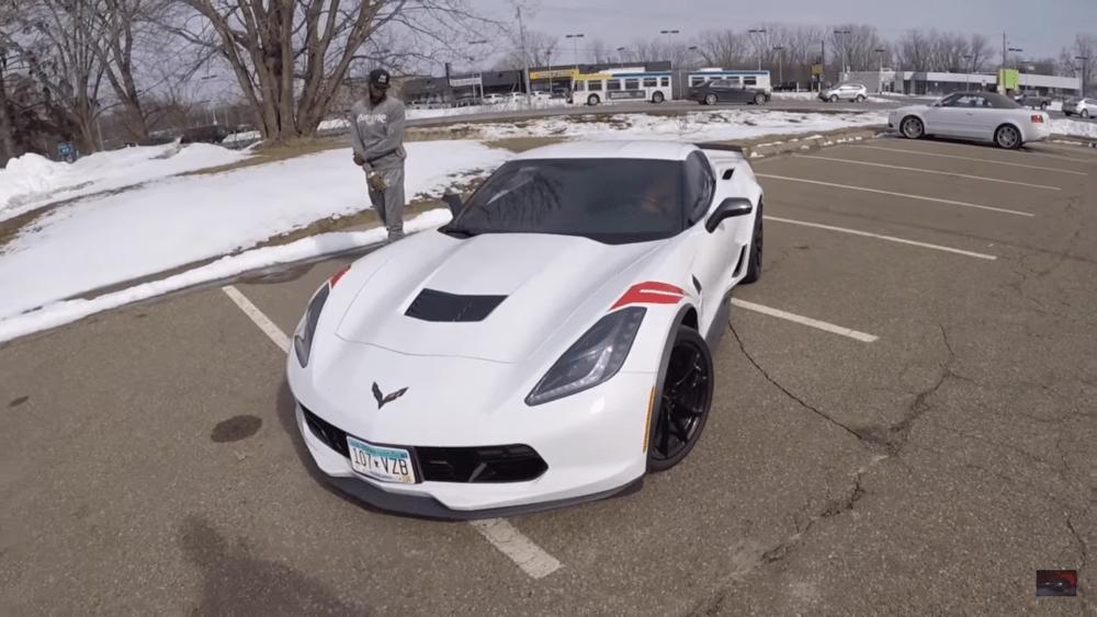 Tall Guy Corvette Grand Sport Review