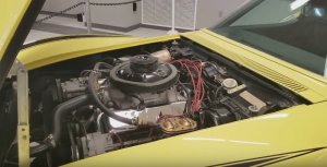 1969 Corvette ZL1 Engine