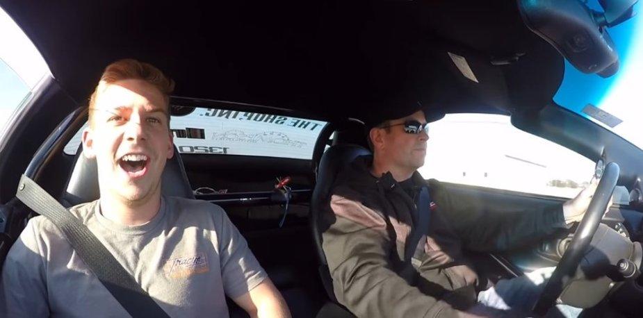 C5 Corvette Thrill Ride