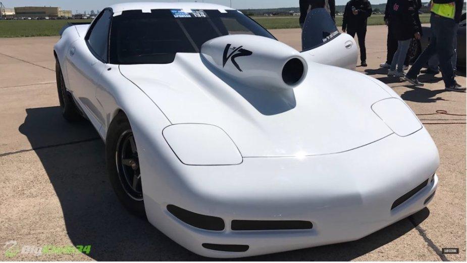 Vengeance Racing Corvette Z06