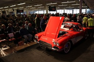 Corvetteforum.com 2018 Spring Carlisle Auction