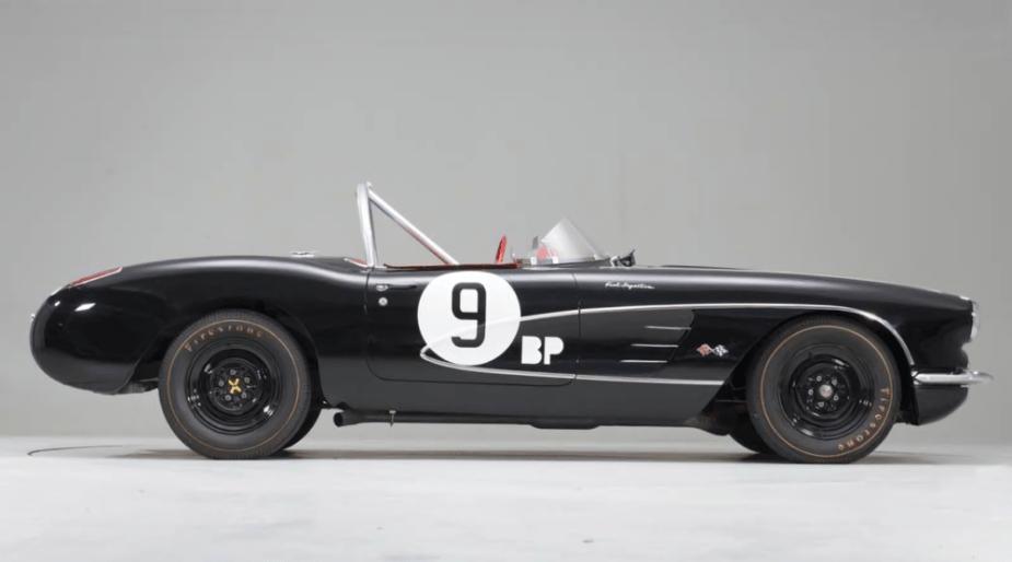1959 Corvette Race Car
