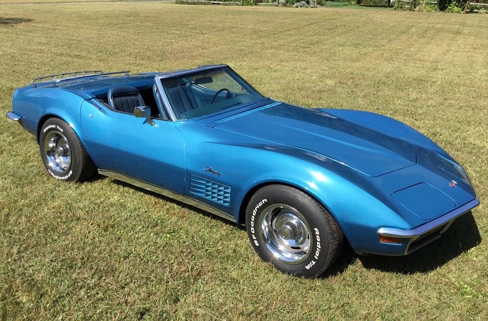 Corvette Forum Member Seeks Their Dream 1970 Corvette Convertible