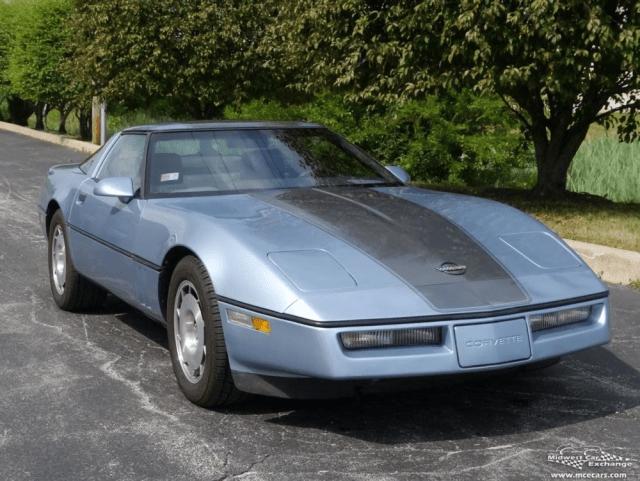 Corvetteforum.com C4 Corvette for sale