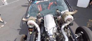 Leroy Corvette Engine