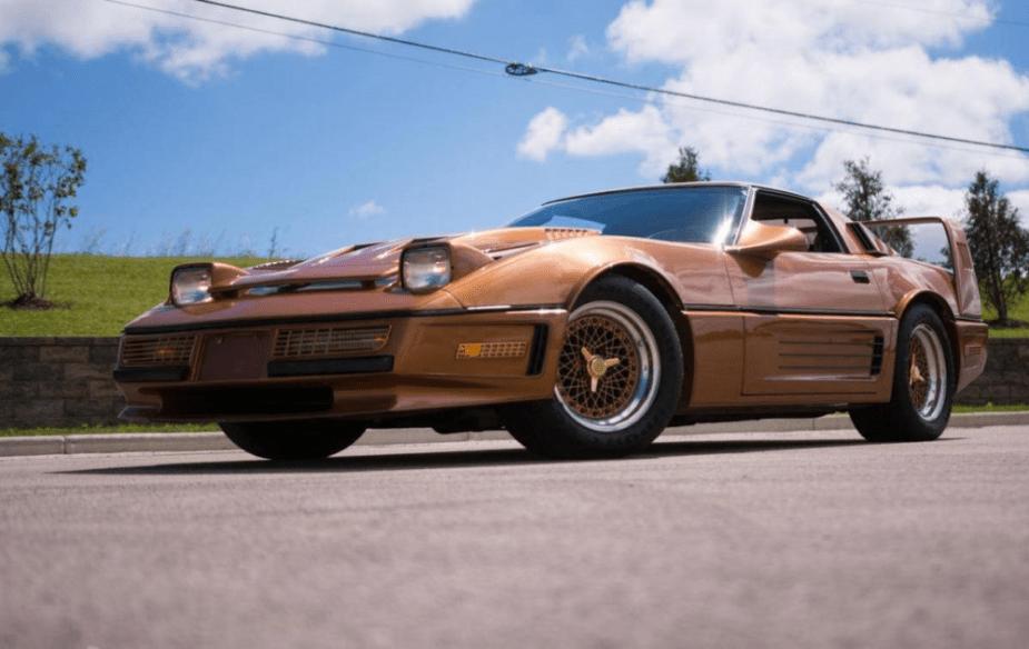 Period-Modified 1984 Chevrolet Corvette
