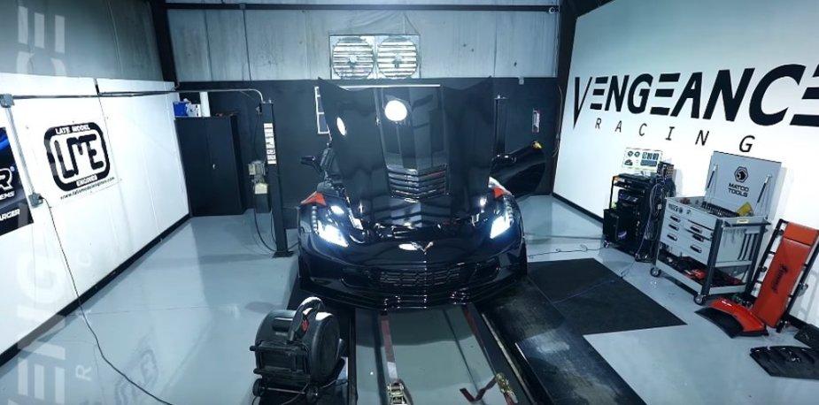 Vengeance Racing Builds