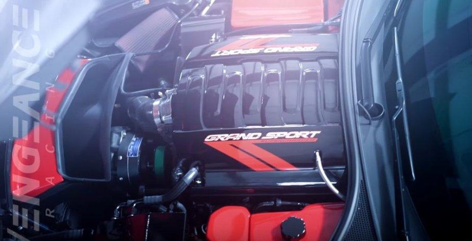 Evil GS Corvette Engine
