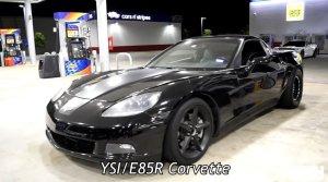 C6 Corvette with YSI Blower