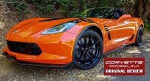 Corvetteforum.com 2019 Corvette Grand Sport Review