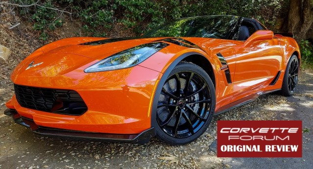 Corvetteforum.com 2019 Corvette Grand Sport Review
