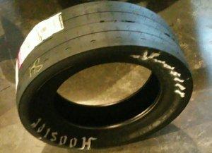 C6 Corvette Race Tires