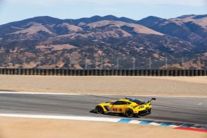 Corvette Racing at 2017 Monterey Grand Prix