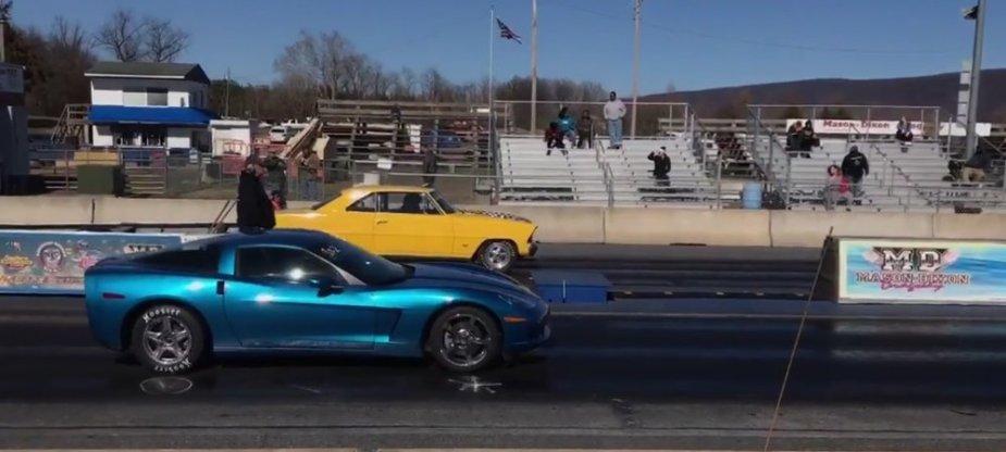 NA Corvette Shoots for 10s