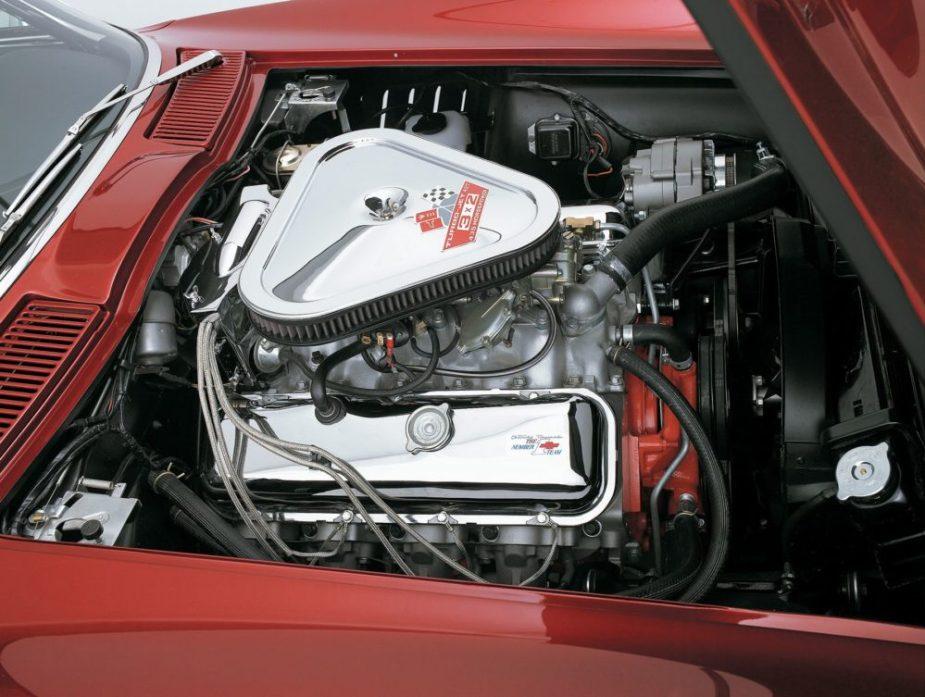 Summit Racing C2 Corvette
