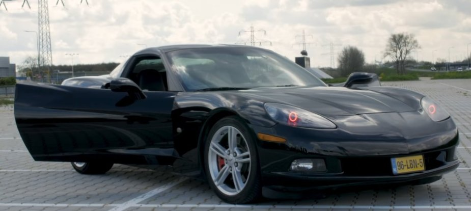 2006 Corvette Remote Control Car